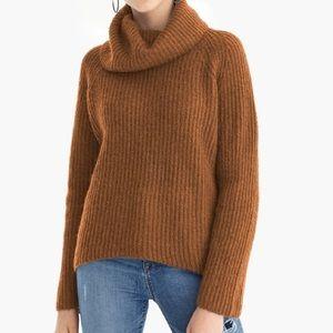 NWT J Crew Point Sur turtleneck sweater